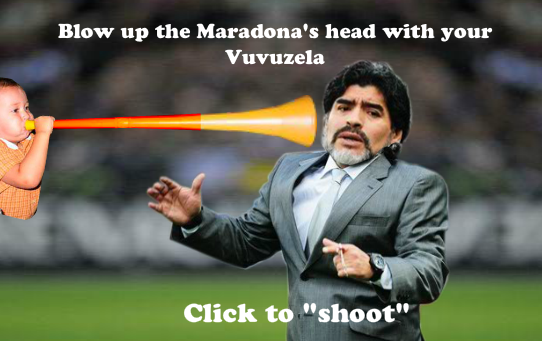 The Vuvuzela Game