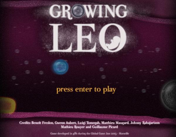 Growing Leo